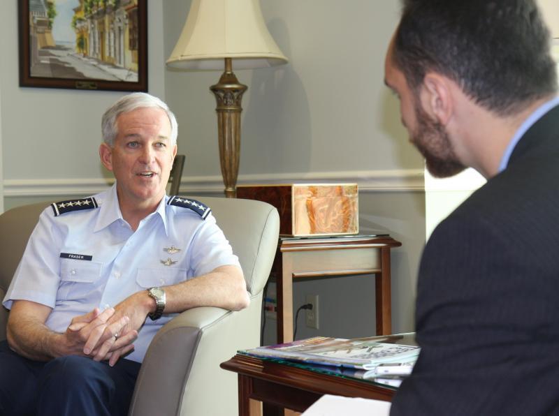General Douglas Fraser Highlights Role Of Brazil As