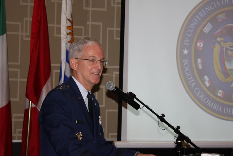 """General Douglas Fraser: """"The Challenges We Face Are"""