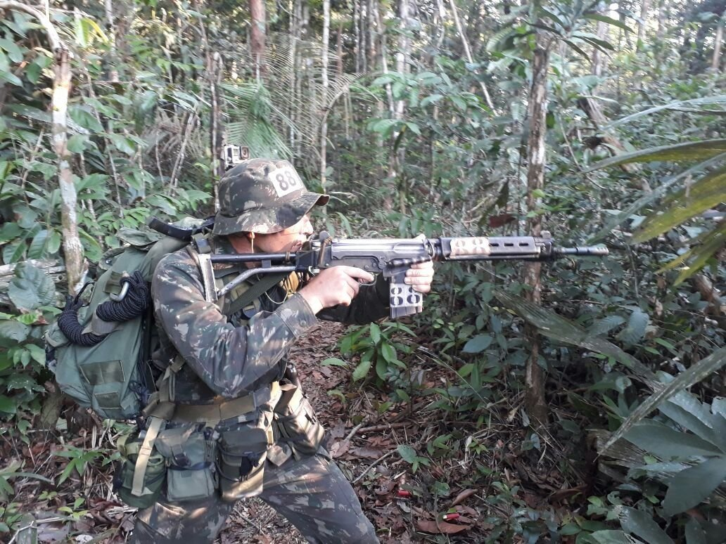 Brazilian Army Trains 86 Jungle Warriors Dialogo Americas