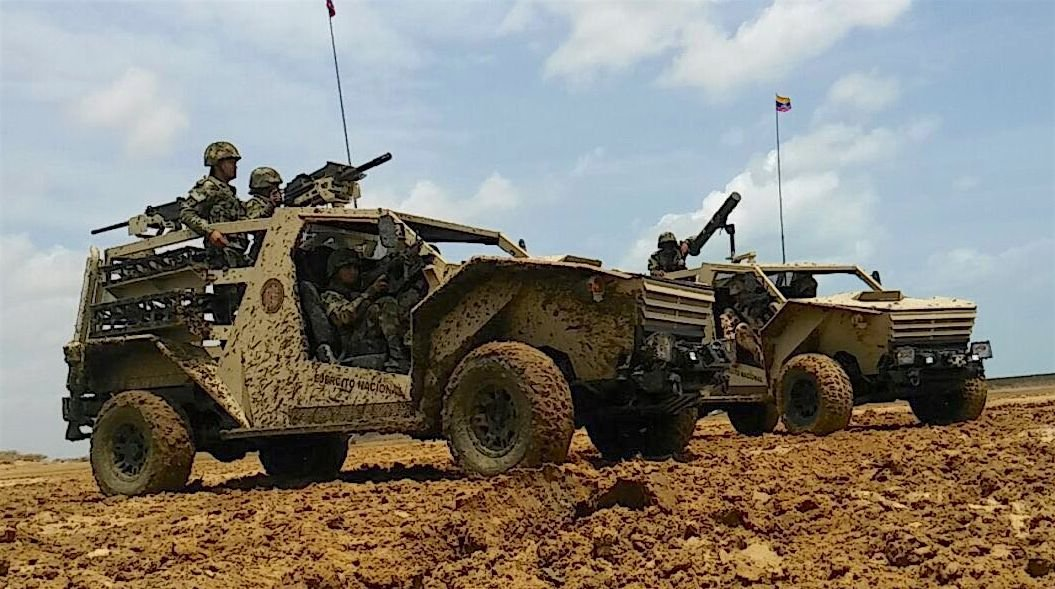 Resultado de imagen para Ejército de Colombia + vehículos de combate Cobra 3.0