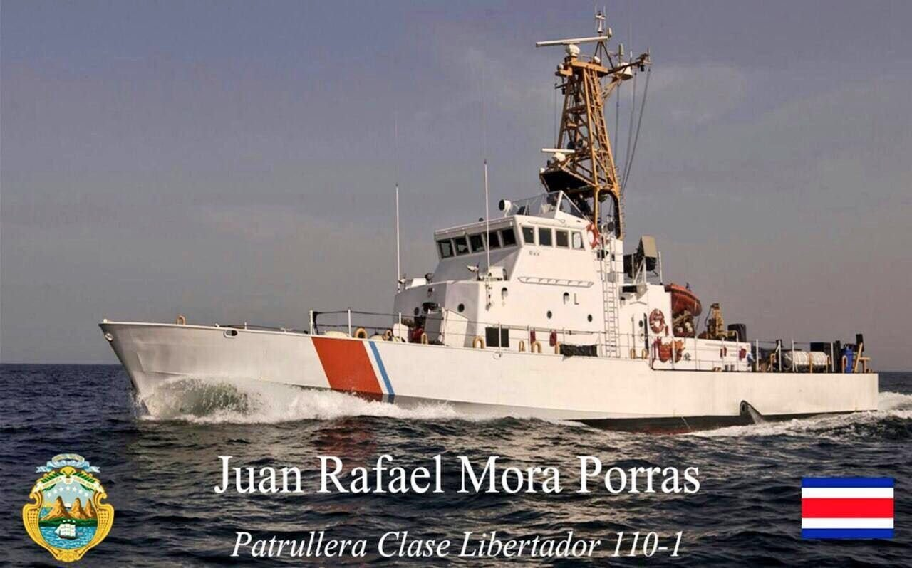 Resultado de imagen para patrulleras clase Libertador 110-1 y 110-2