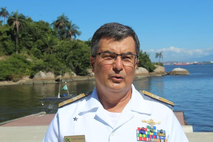 Brazilian Marines' Reinforcement Squad Provides Paramount Support to the Brazilian Navy