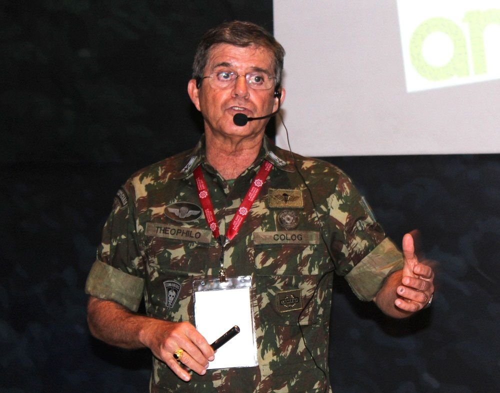 Brazilian General Discusses AMAZONLOG 2017