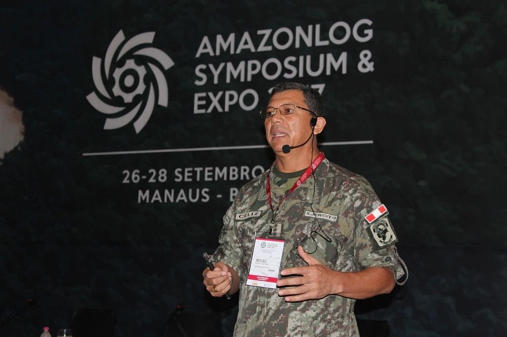 Fuerzas Armadas peruanas listas para el AMAZONLOG