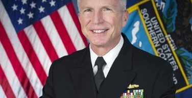USSOUTHCOM Commander Admiral Craig  Faller Message to the Venezuelan Military