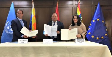 Bolivia Subscribes to Firearms Protocol