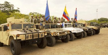 Colombian Navy Boosts Tactical Land Mobility
