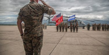 Multinational task force begins deployment during hurricane season to Latin America, Caribbean