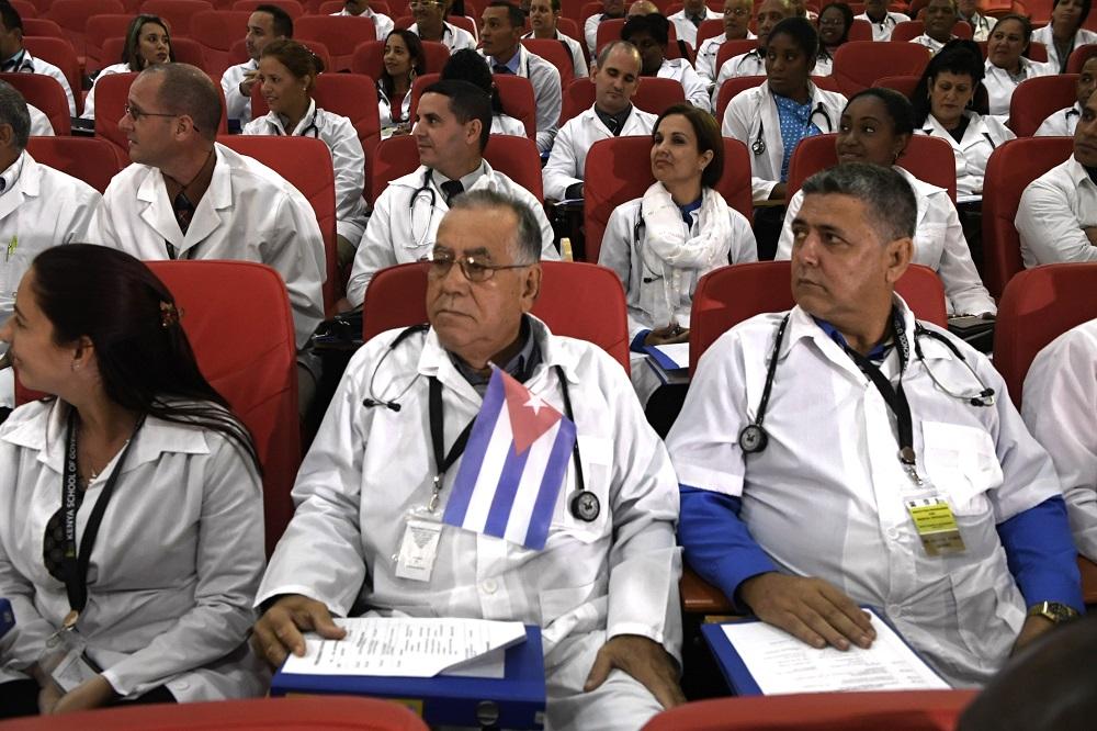 Cuba's Overseas Medical Brigade A Repressive Sham, Ex-staffers Say