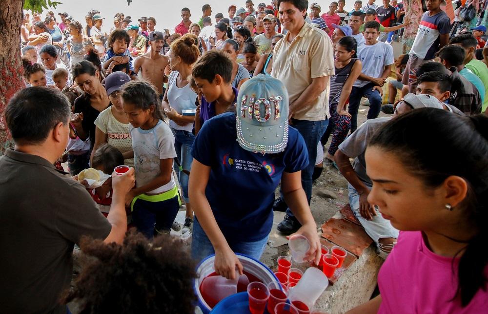 Three Million People Have Fled Venezuela since 2015: UN