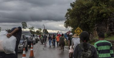 O papel das Forças Armadas do Brasil em apoio aos refugiados venezuelanos