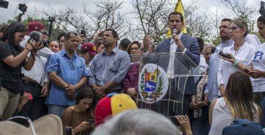Venezuelan Regime Attacks Military, Opposition Leaders