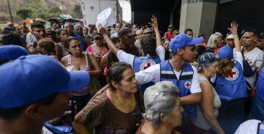 Argentina Sends First Humanitarian Aid Shipment to Venezuela