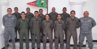 Colombian, Guatemalan Air Forces Collaborate against Drug Trafficking