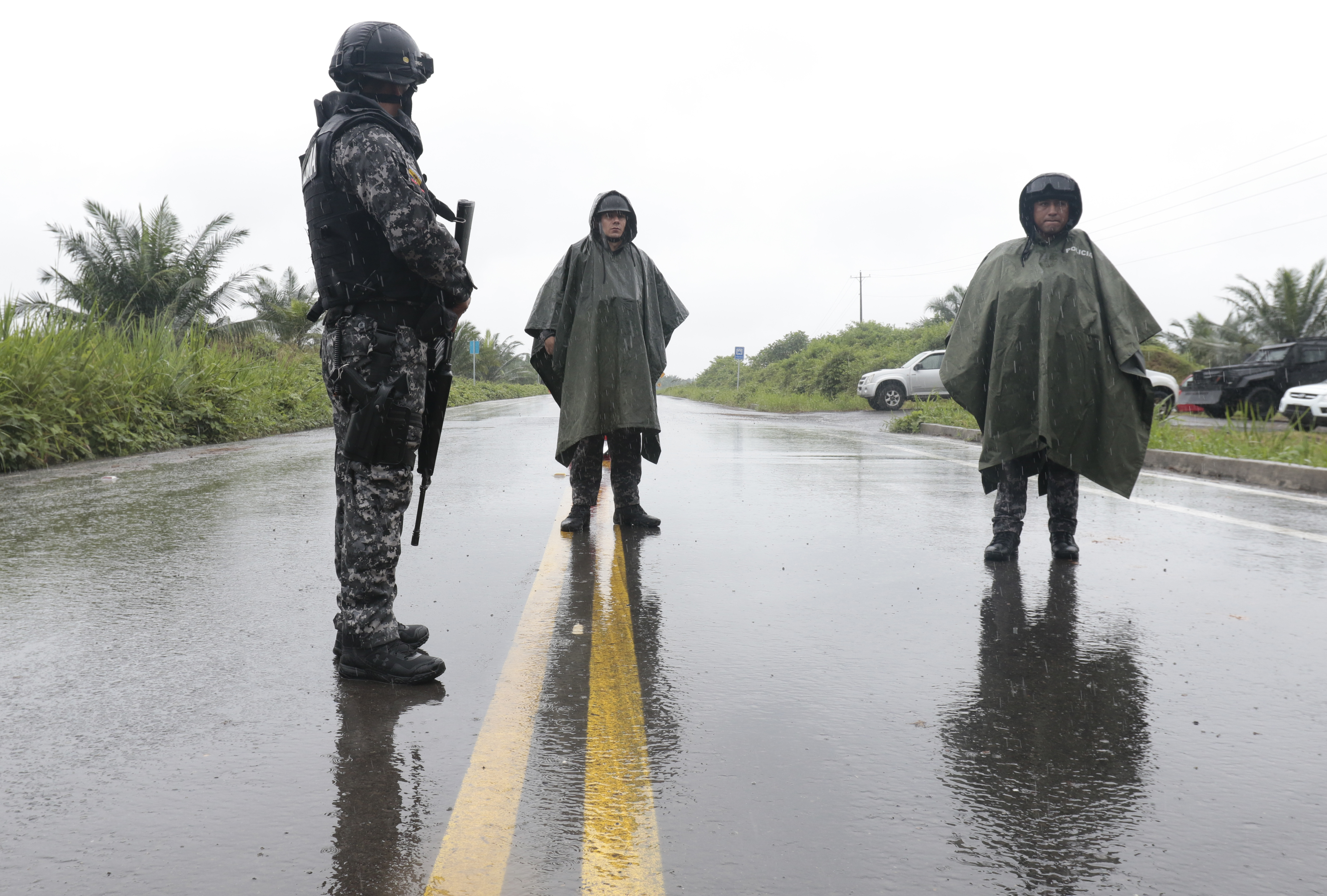 Colombia and Ecuador Heighten Security on Shared Border