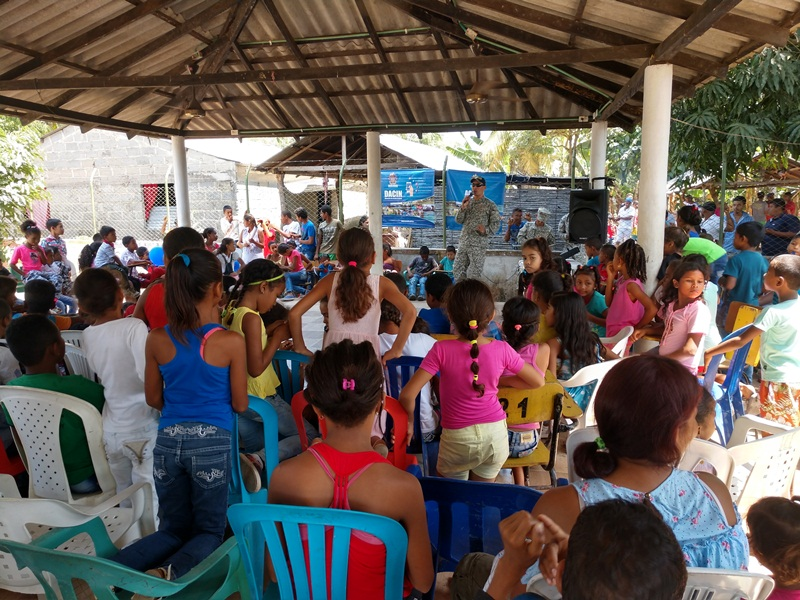 Development Assistance Campaign Benefits Marginalized Populations in Colombia