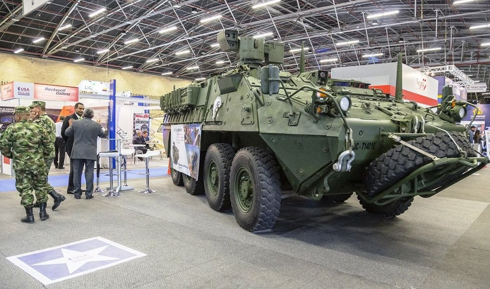 Colombia Hosts EXPODEFENSA 2017