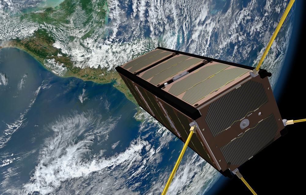 Satellite Autonomy for Colombia