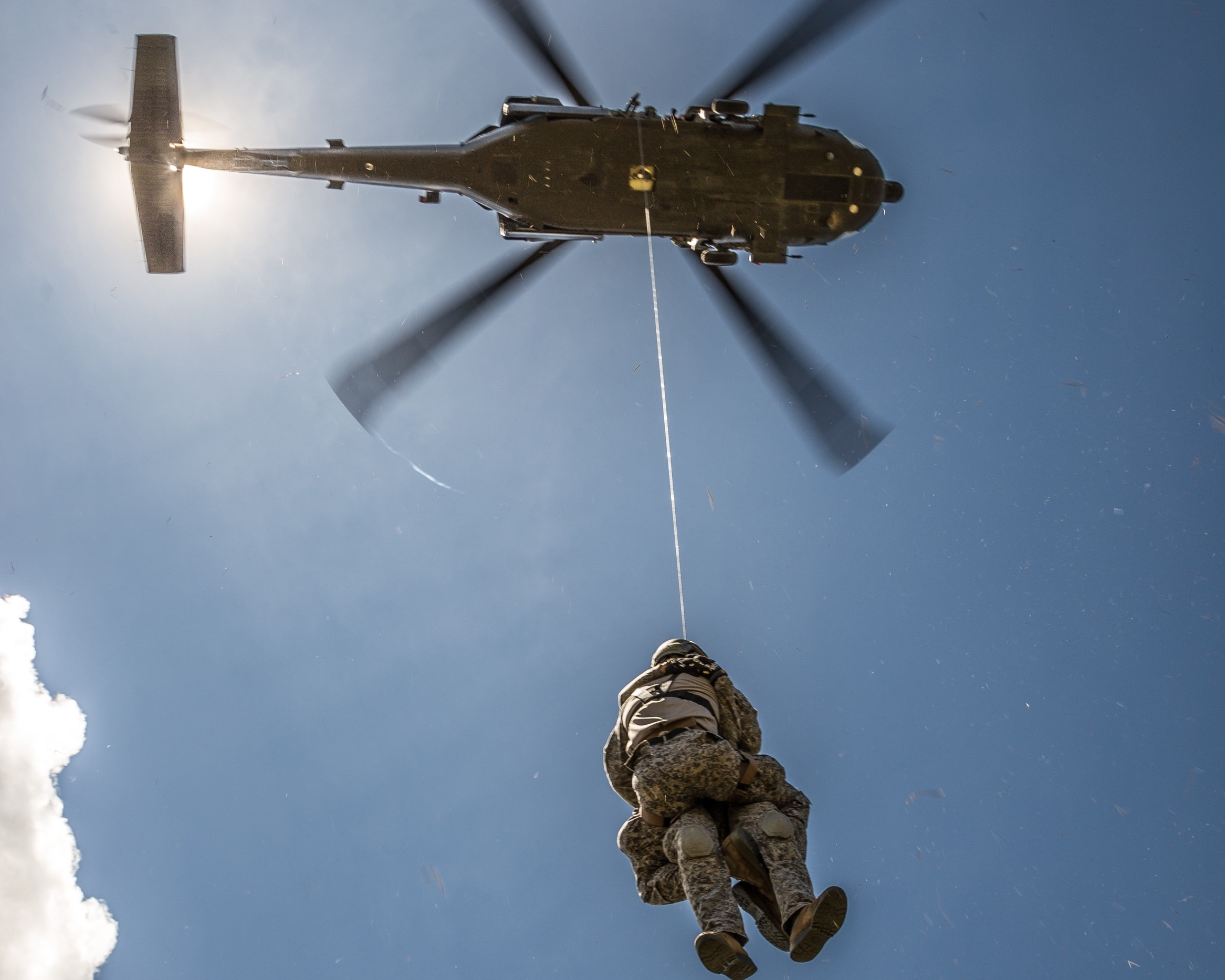 Colombian Air Force Bolsters Humanitarian Aid Capacity