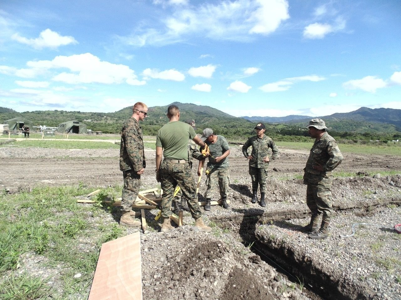 Special Purpose Marine Air-Ground Task Force-Southern Command Supports Guatemala in Urban Combat