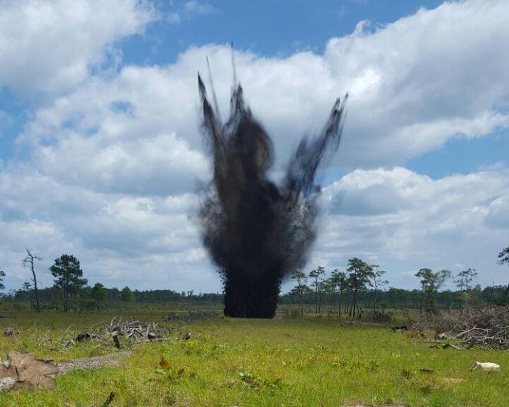 FUSINA Destroys 28 Narco Airstrips in Honduras
