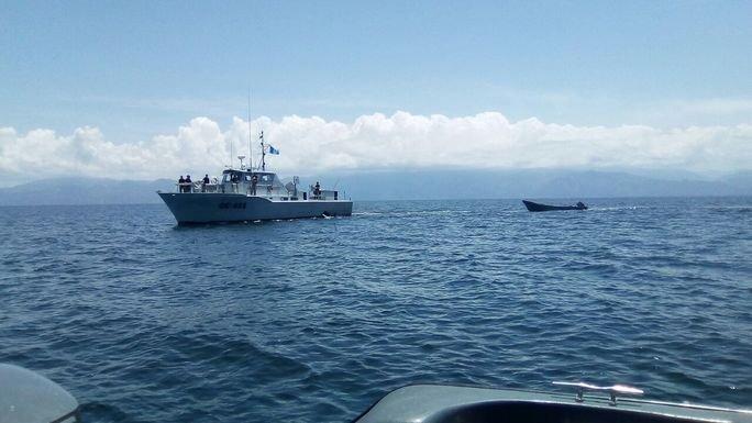 Maritime Patrols between Honduras and Guatemala Continue Successfully