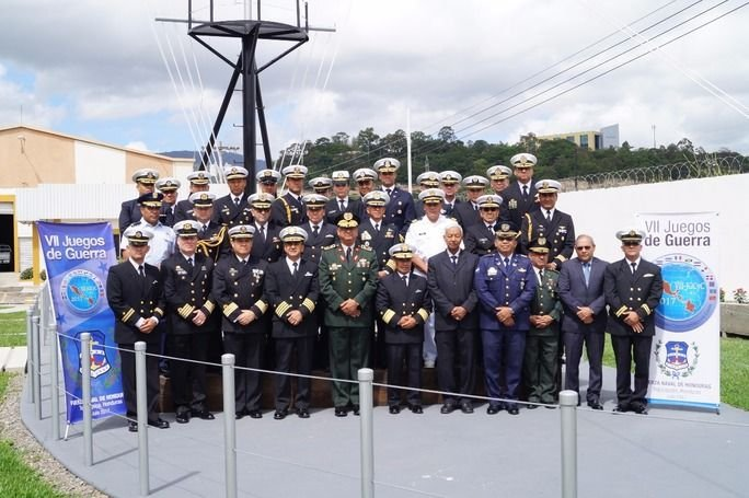 Honduras Holds Seventh Central American and Caribbean War Games