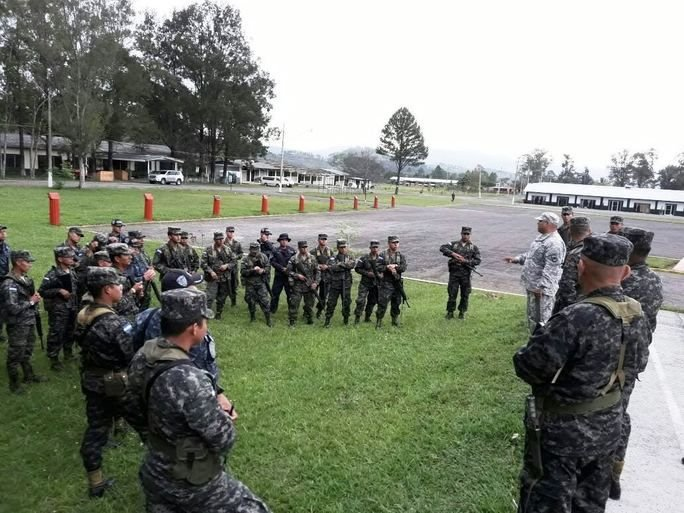 The United States and Honduras Step Up Fight against Transnational Threats