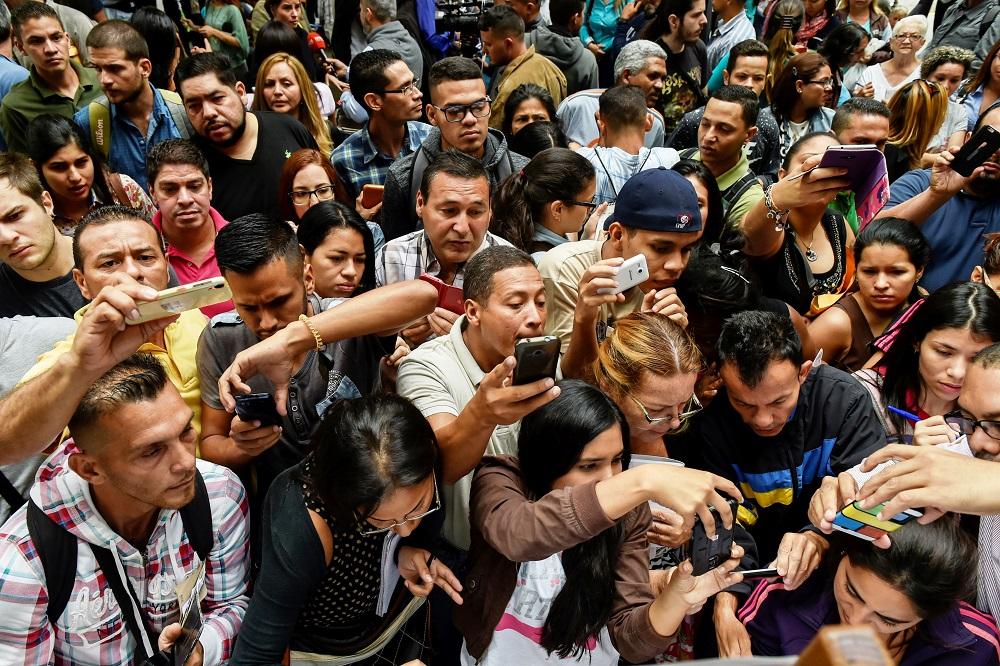 Venezuelan Exodus Worries Latin America