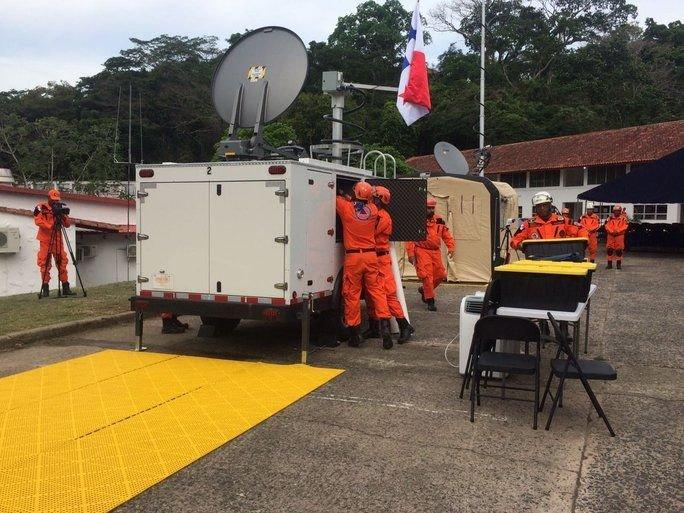 Panama Increases Capacities for Natural Disasters