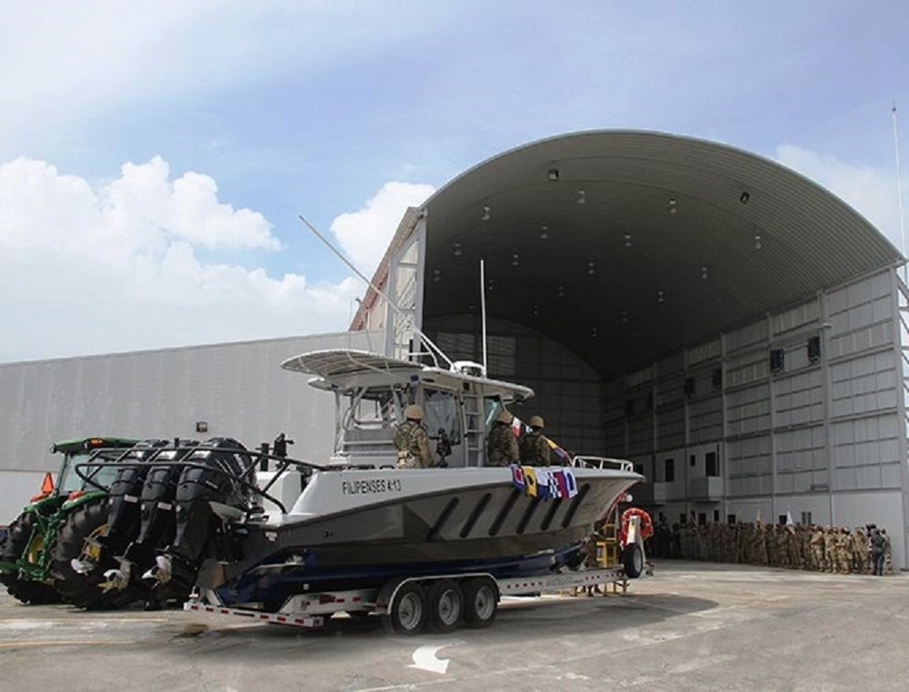 Panama Strengthens Interdiction Capacities with Boston Whaler Boats