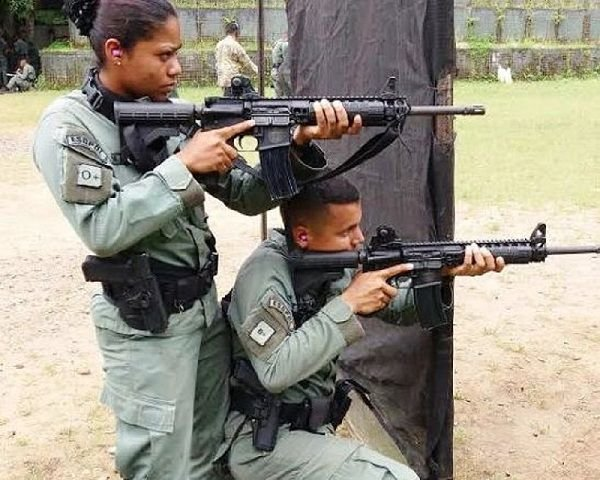 Technical Assistance Group Trains Panamanian Security Forces