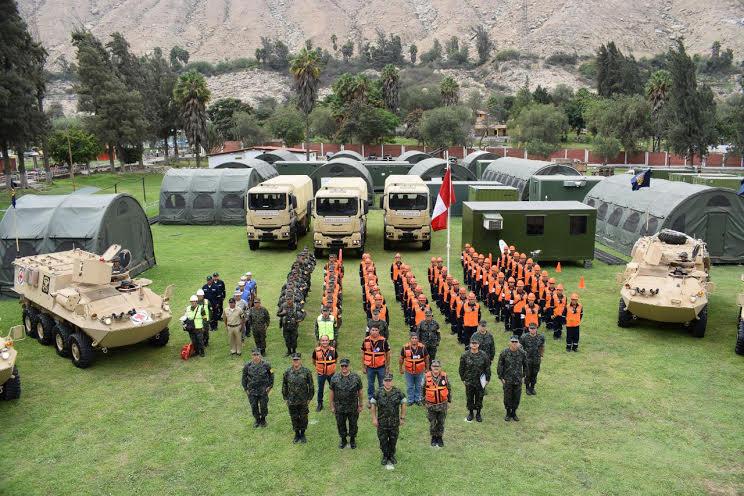 Peru Bolsters Natural Disaster Response Strategy