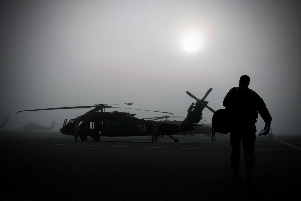 Peruvian Air Force Officers Train in U.S.