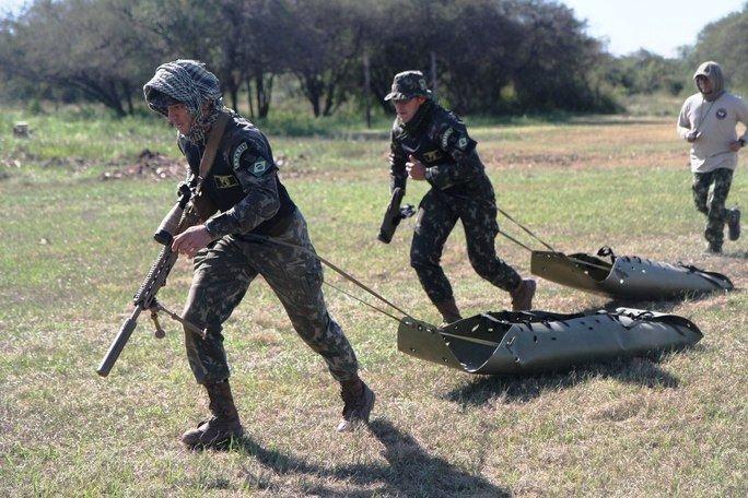 Paraguay to Host Fuerzas Comando 2017