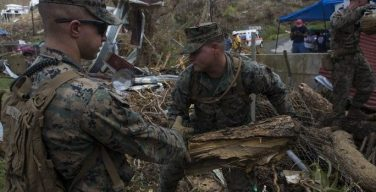 SOUTHCOM Commander: Military Hurricane Assistance Fast, Flexible