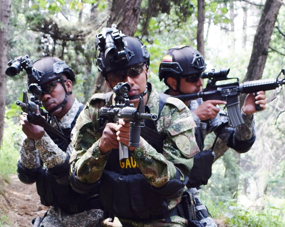 Colombia Neutralizes Alias Edwin