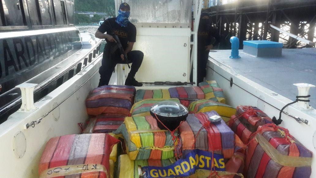 Costa Rica Strikes International Narcorafficking