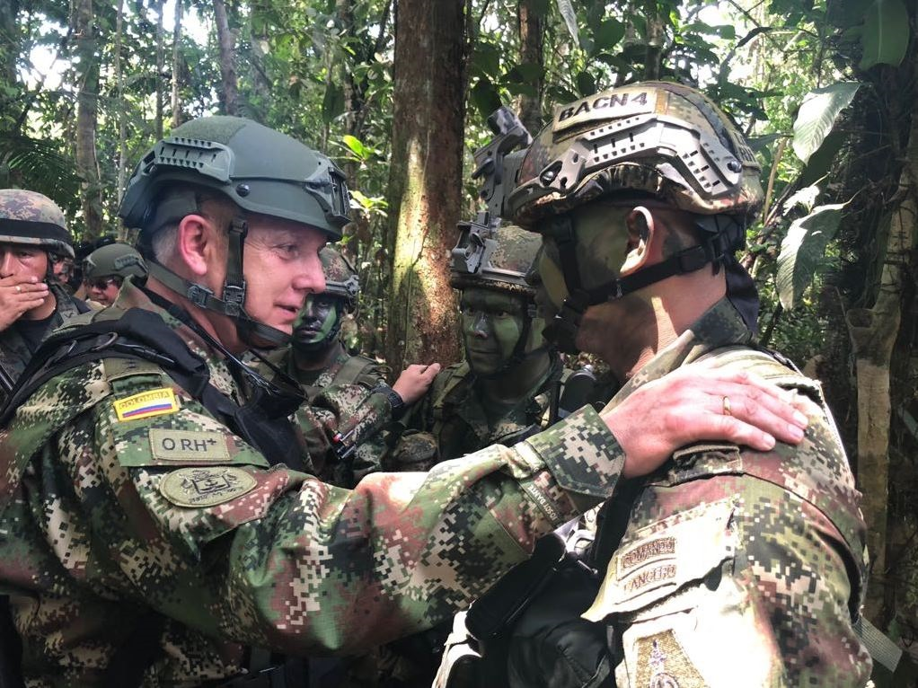 Colombia: A Global NATO Partner