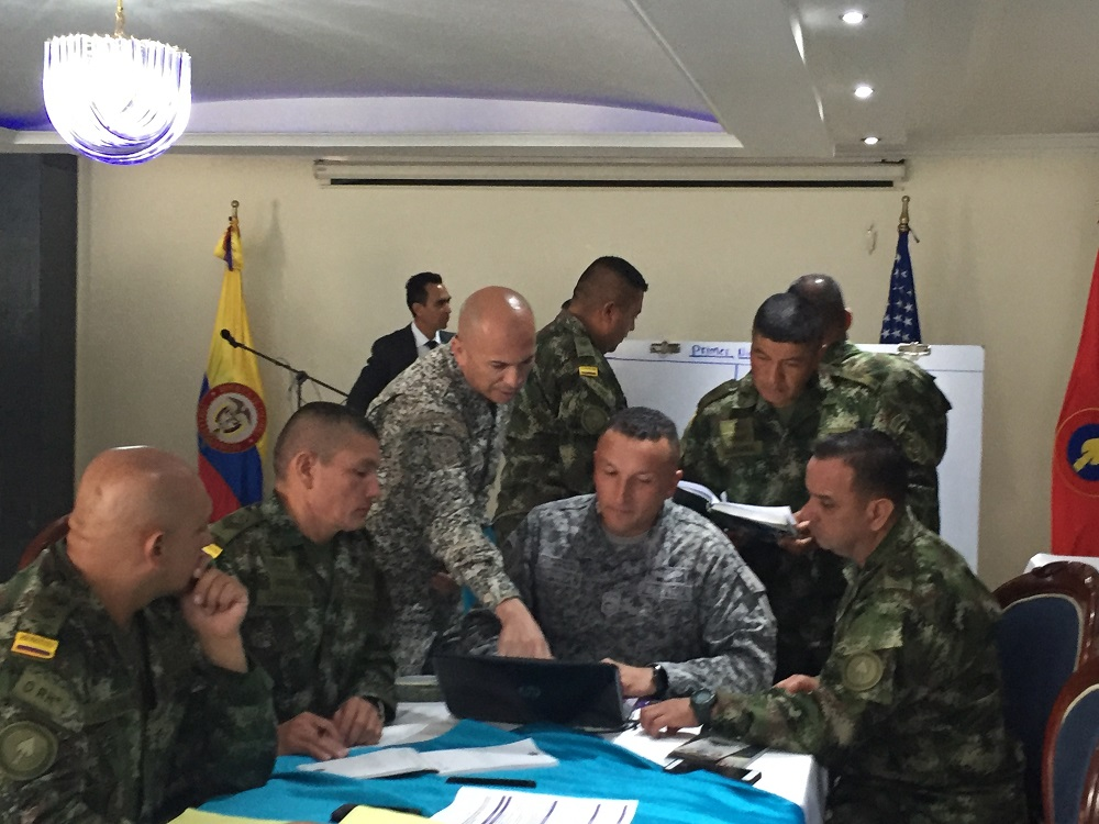Colombia Designs Training for Special Operations NCOs