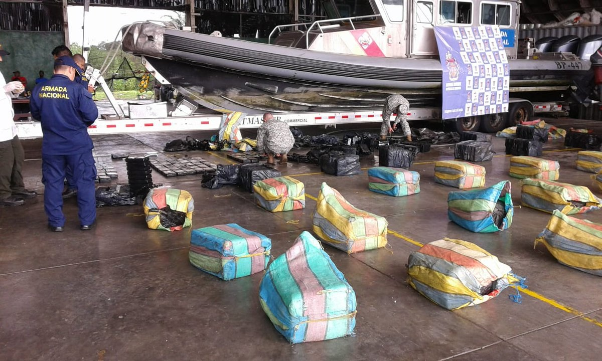 Colombia Clamps Down on Narcotrafficking