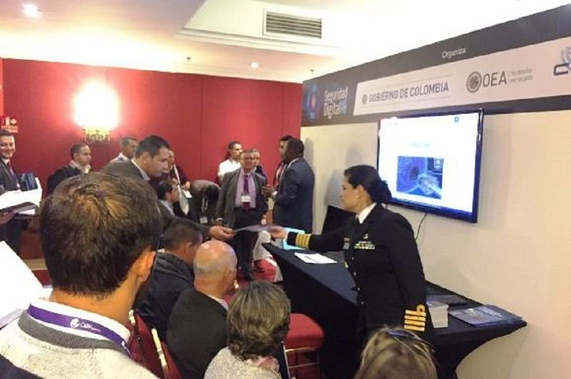 Colombian Armed Forces Counter Cybercrime