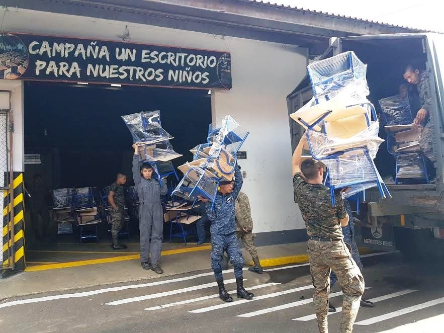 SOUTHCOM Teams up with Guatemala to Improve Quality of Education
