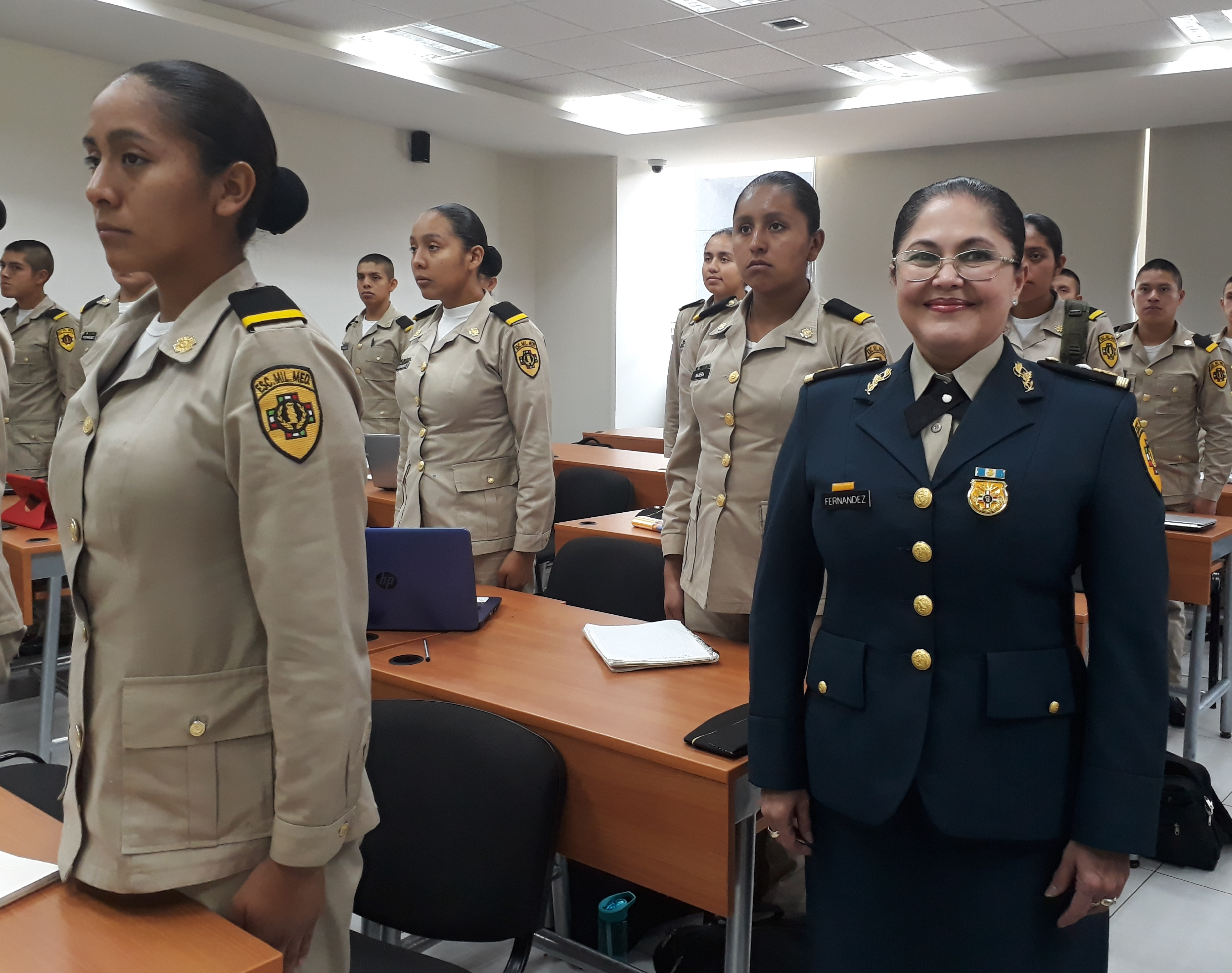 Mexican Armed Forces Make Headway on Gender Equality