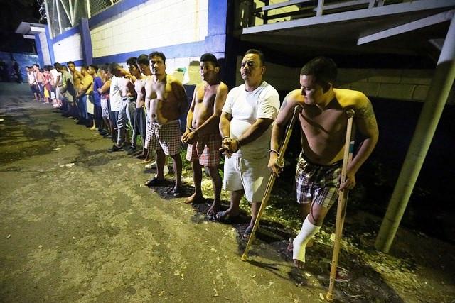 El Salvador Fights Barrio 18, Mara Salvatrucha Gangs