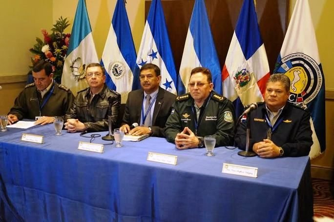 Central American Armed Forces Conference Nations Agree to Step up Joint Operations