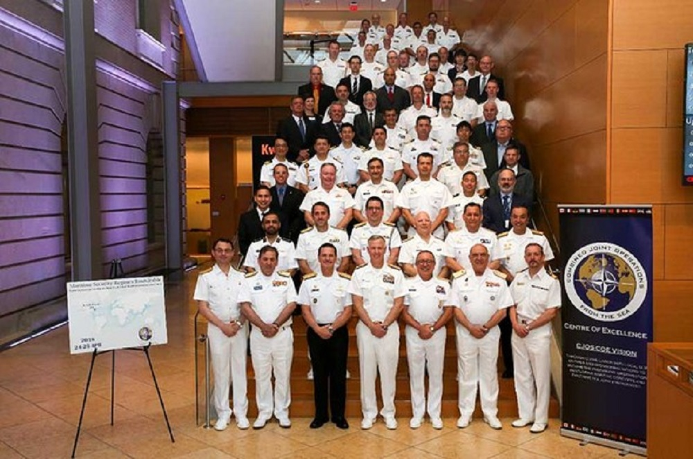Peru Takes Part in Maritime Security Conference