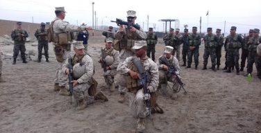 U.S. and Peruvian Marines Prepare for UNITAS 2017