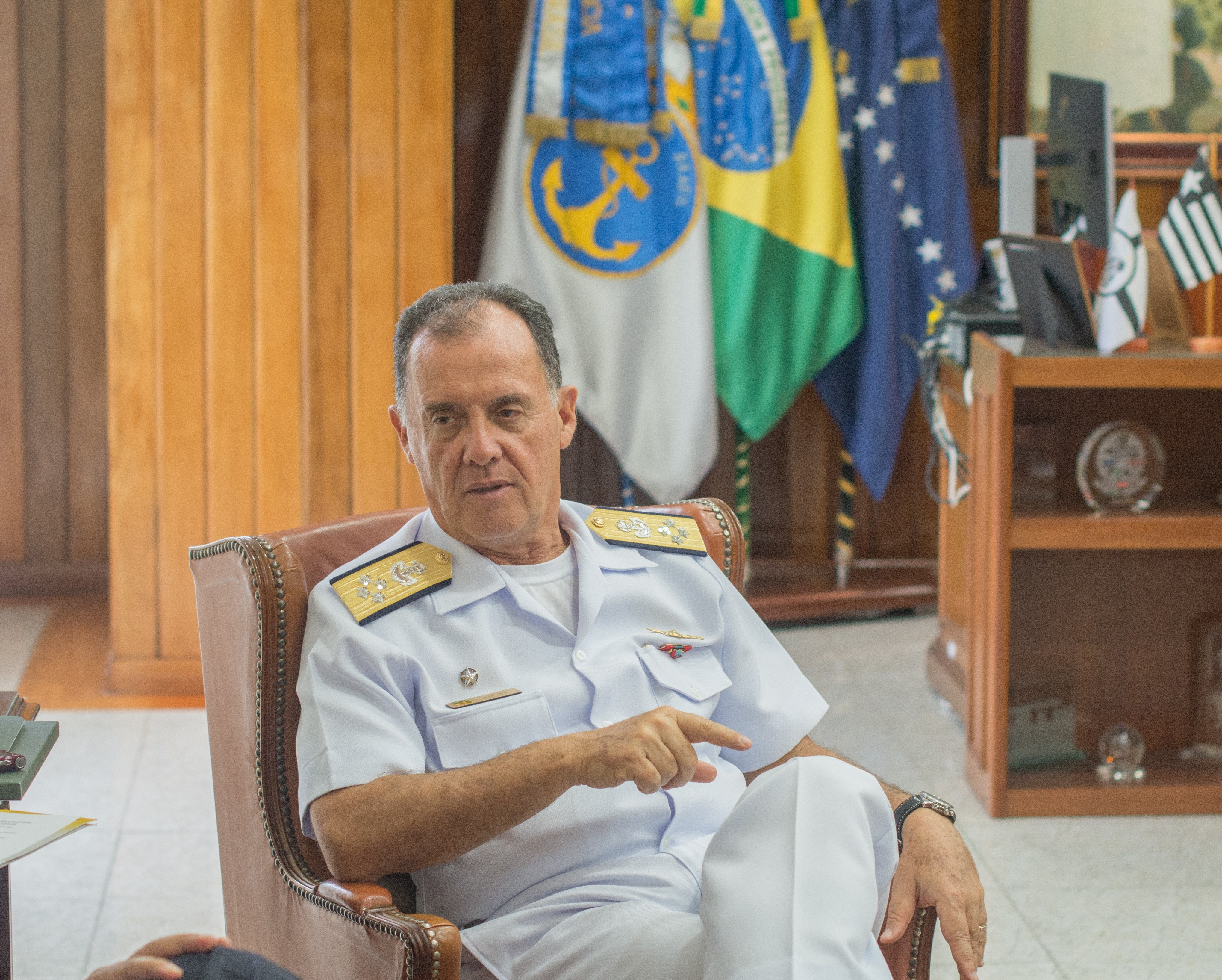 Brazilian Navy Adapts to Better Face New Threats