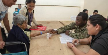 USNS Comfort Completes First Medical Mission of 2019 Deployment in Manta, Ecuador